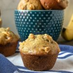 Simply Nutty Banana Muffins