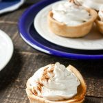 Personalized Mini Pumpkin Pie Bites