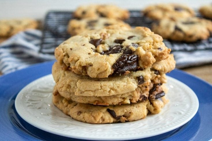 Cookies with Walnuts