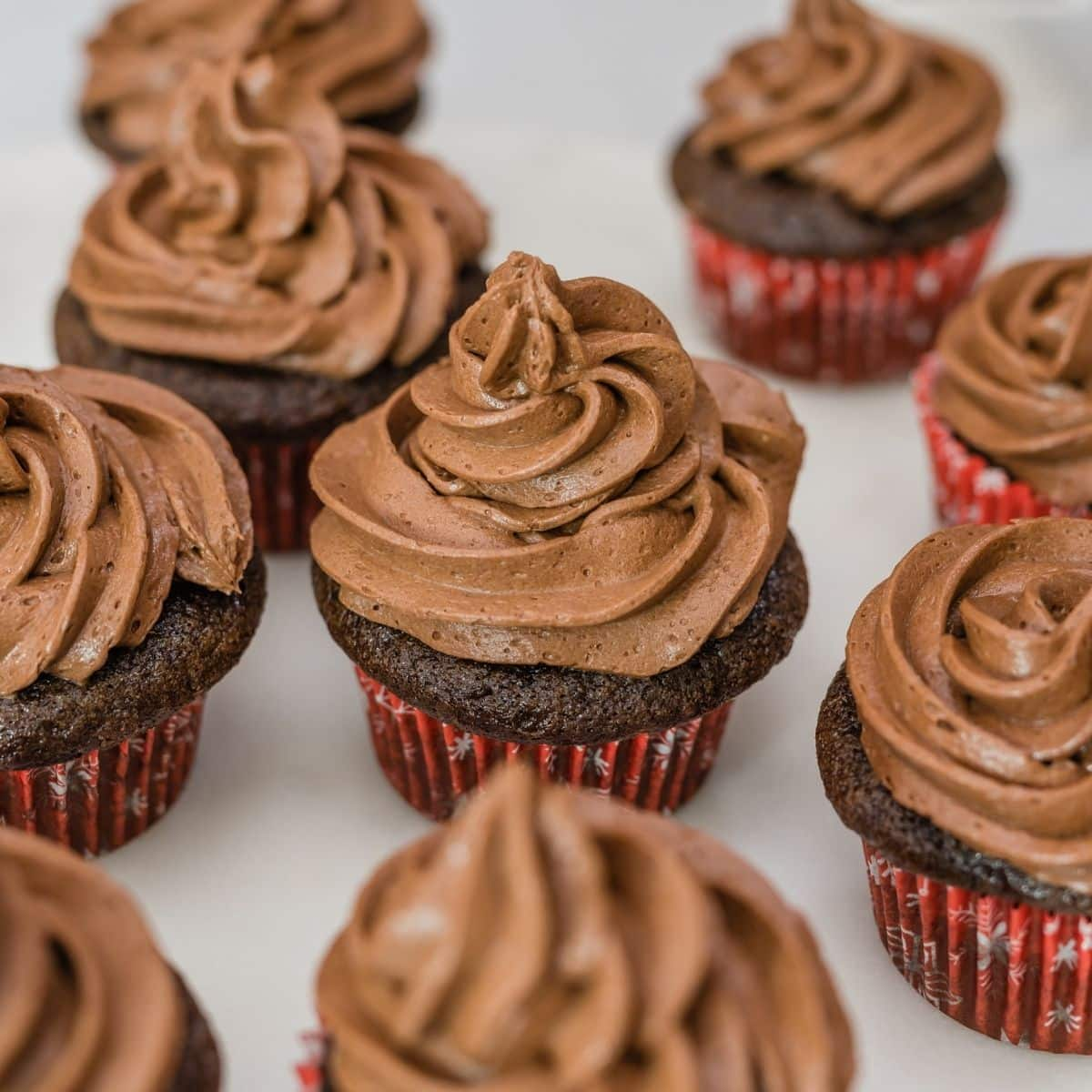 5 minute chocolate buttercream frosting