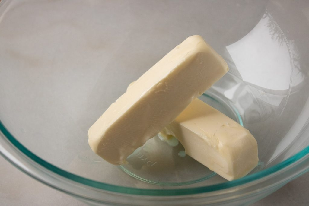 Butter for Chocolate Buttercream Frosting